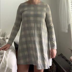 Old Navy long sleeve tshirt dress